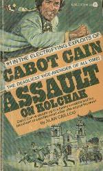 book cover of Assault on Kolchak
