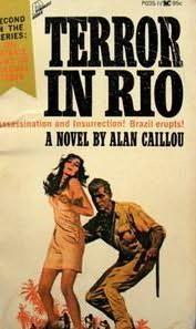 book cover of Terror in Rio