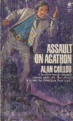 book cover of Assault on Agathon