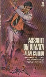 book cover of Assault on Aimata