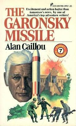 book cover of The Garonsky Missile