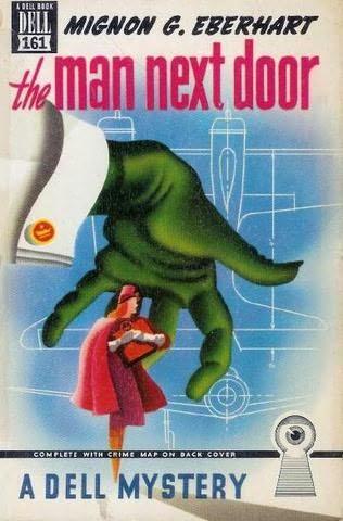 book cover of The Man Next Door