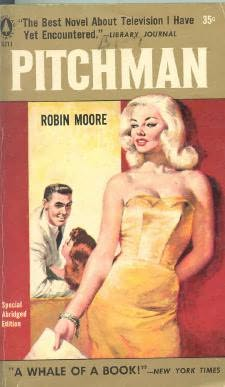 book cover of Pitchman