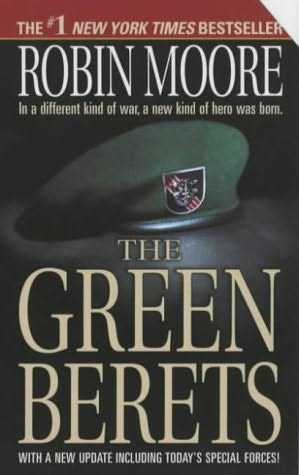 book cover of The Green Berets