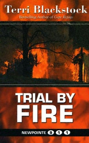 book cover of Trial by Fire