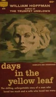 book cover of Days in the Yellow Leaf