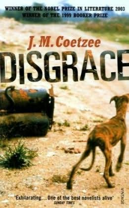 book cover of Disgrace