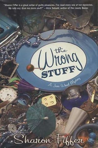 book cover of The Wrong Stuff