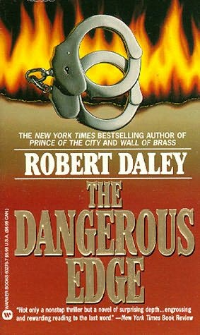 book cover of The Dangerous Edge