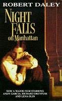 book cover of Night Falls on Manhattan
