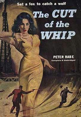 book cover of The Cut of the Whip