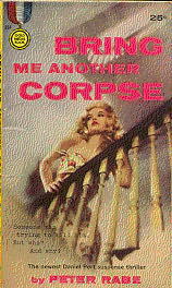 book cover of Bring Me Another Corpse