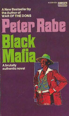 book cover of Black Mafia