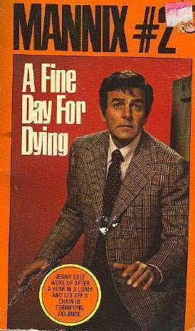 book cover of A Fine Day for Dying