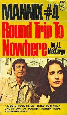 book cover of Round Trip to Nowhere