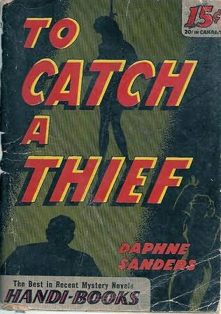 book cover of To Catch a Thief