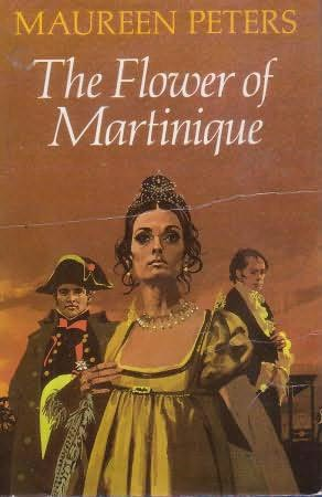 book cover of The Flower of Martinique