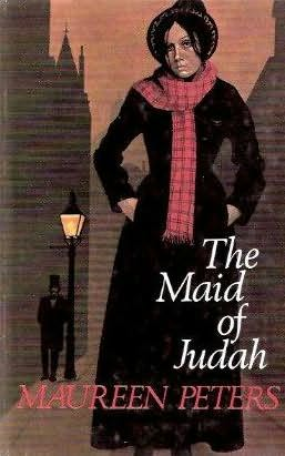 book cover of The Maid of Judah