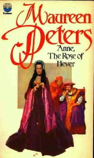 book cover of Rose of Hever