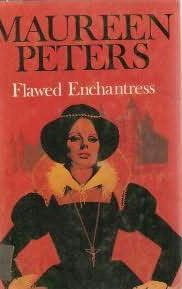 book cover of Flawed Enchantress