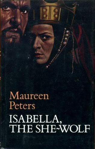book cover of Isabella, the She-wolf