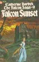 book cover of Falcon Sunset