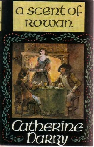 book cover of Scent of Rowan