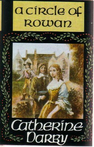 book cover of Circle of Rowan