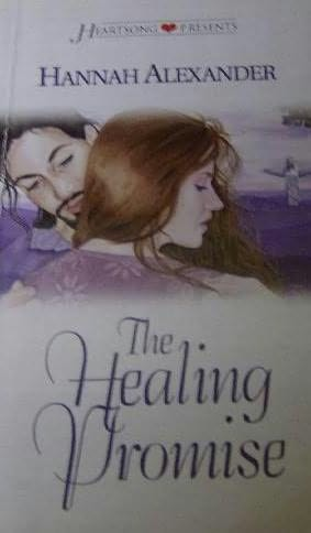 book cover of The Healing Promise