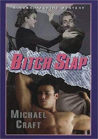 book cover of Bitch Slap