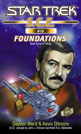 book cover of Foundations Book 3