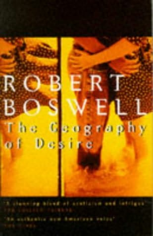 book cover of The Geography of Desire