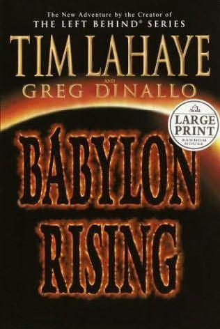 book cover of Babylon Rising