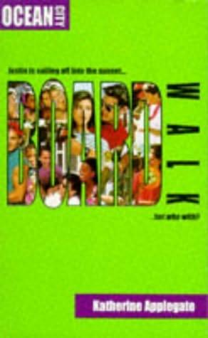 book cover of Boardwalk
