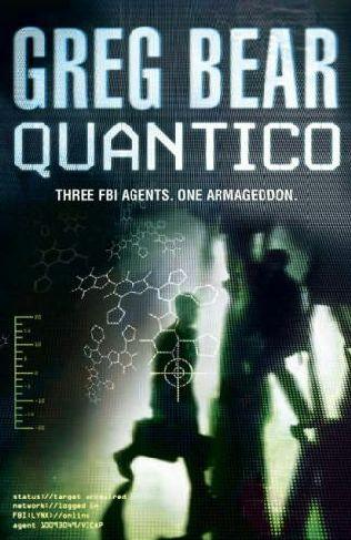 book cover of Quantico