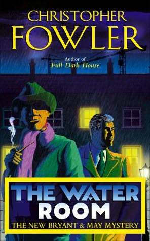 book cover of The Water Room
