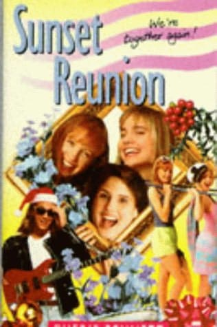 book cover of Sunset Reunion