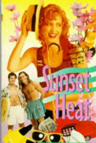 book cover of Sunset Heat