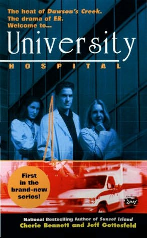 book cover of University Hospital