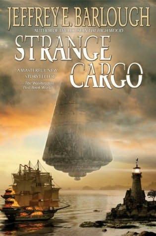 book cover of Strange Cargo