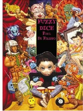 book cover of Fuzzy Dice