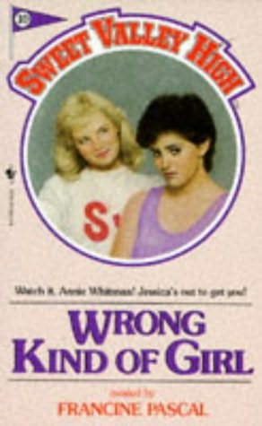 The tenth book in the sweet valley high series