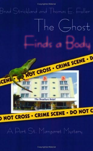 book cover of The Ghost Finds A Body