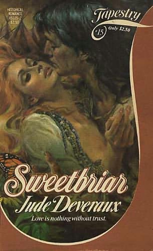 book cover of Sweetbriar