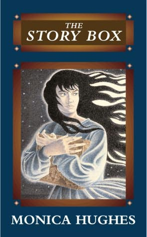 book cover of The Story Box