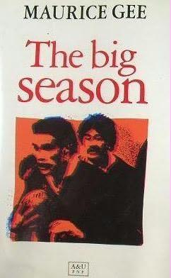 book cover of The Big Season