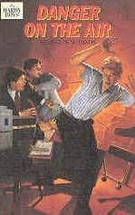 book cover of Danger on the Air