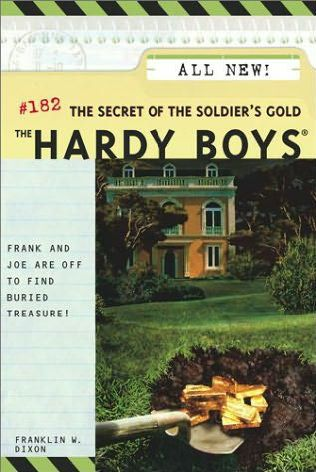 book cover of The Secret of the Soldier\'s Gold
