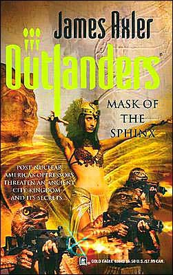 book cover of Mask of the Sphinx
