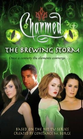 book cover of The Brewing Storm